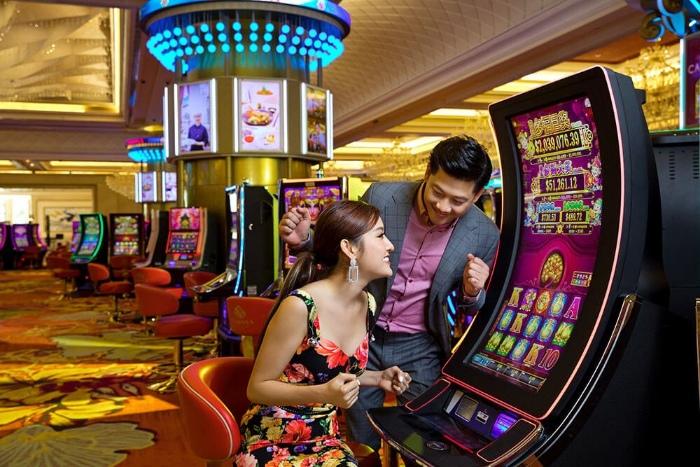 Các đối tượng chơi tại casino Bắc Ninh