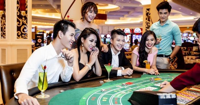 Hoạt động của casino Hồ Tràm