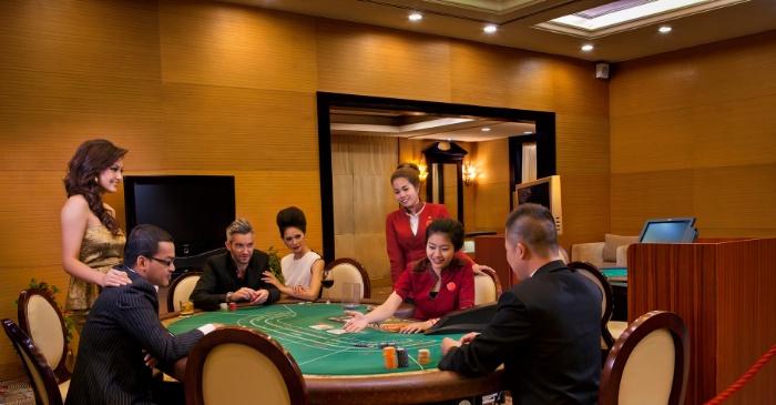 Casino Nagaworld – Sòng bài hiện đại và sang trọng