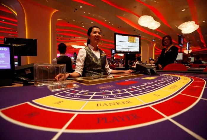 Casino Le Macau cũng được biết đến là một trong những sòng bài lớn thuộc khu phức hợp của cửa khẩu Má Lệ