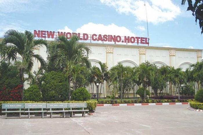 New World casino Campuchia nổi tiếng từ lâu đời