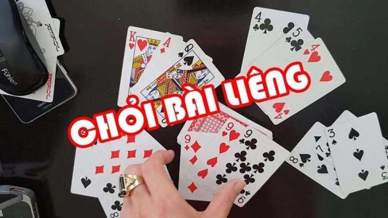 Liêng là một trò chơi bài lấy ý tưởng từ bộ bài tây 52 lá