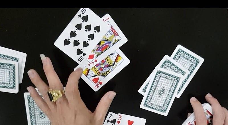 Cách chơi bài liêng
